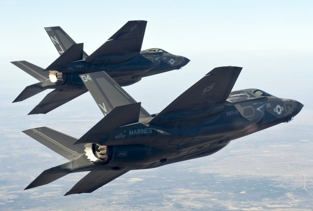 US grants Lockheed Martin a 5bn contract for 41 F 35 Lightning II fighter aircraft 640 001