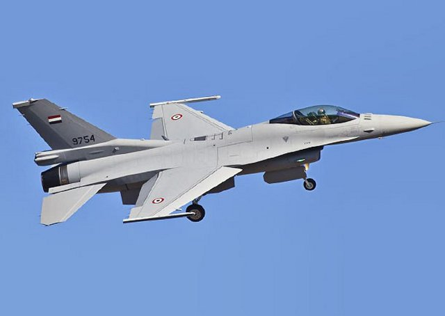 United States deliver new batch of four F 16 fighter aircraft to Egyptian Air Force 640 001