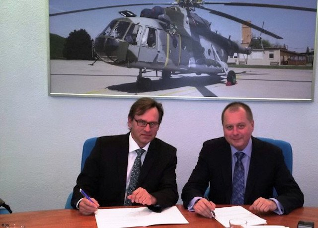 Airbus Helicopters signed MoU with LOM PRAHA eyeing the Czech multipurpose helicopter tender 640 001