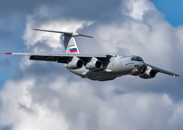 Aviastar SP unveils increased capabilities for Russia s future Il 78M 90A aerial refuelling aircraft 640 001