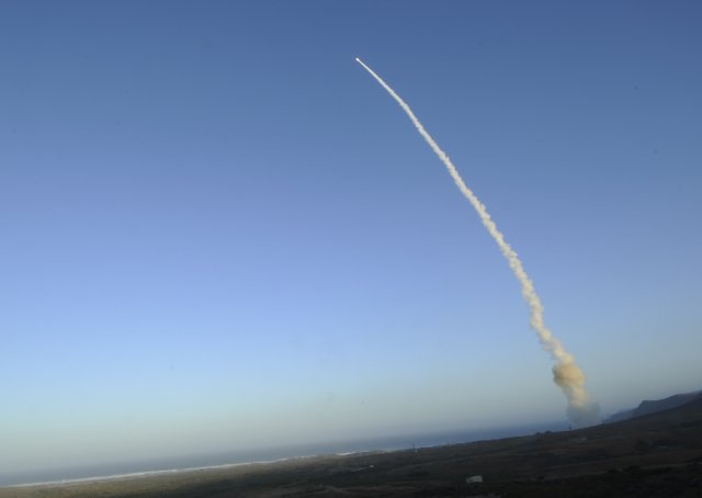 Boeing receives a 110mn contract from USAF for Minuteman III ICBM support 640 001