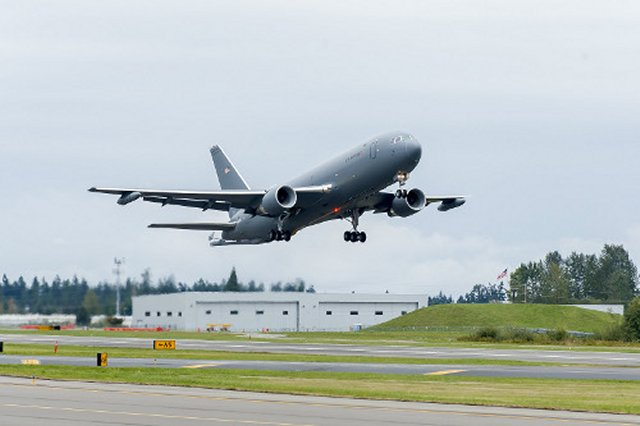 Japan orders three Boeing KC 46A aerial refuelling and transport aircraft 640 001