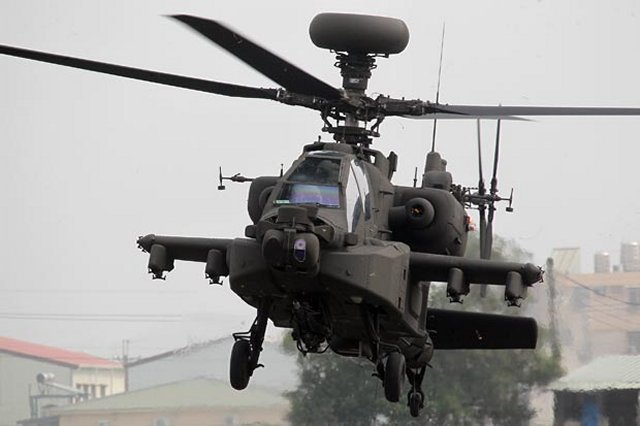 Taiwan has grounded its AH 64E Apache attack helicopters 640 001