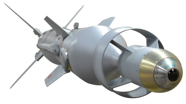 USAF grants Lockheed a 76mn contract for Paveway II Plus Laser Guided Bomb kits 640 001