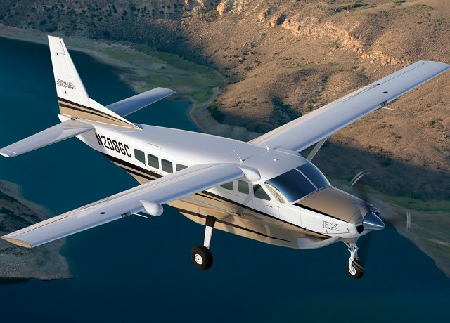 Cessna lands a 14mn FMS from Pakistan for six aeromedical evacuation aircraft 640 001