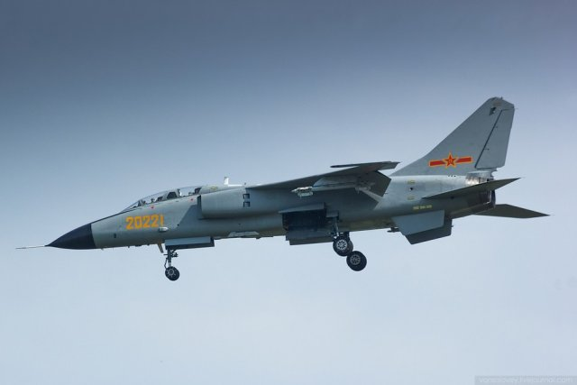 China female pilots to fly JH 7 light bomber aircraft for the first time 640 001