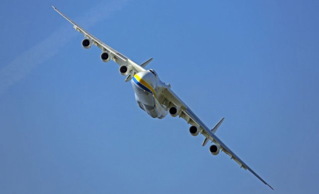 China reportedly got rights to locally produce An 225 strategic cargo aircraft 640 001