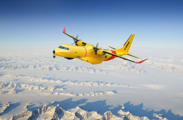 Airbus C295W selected for Canada s Fixed Wing SAR Program 640 001