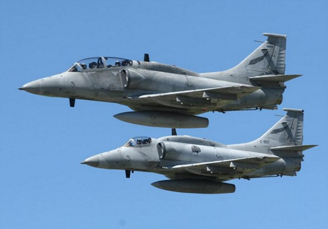 Argentina government approves Air Force modernization program 640 001
