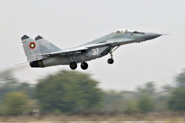 Bulgaria issues RFP for the purchase of eight fighter jets 640 001