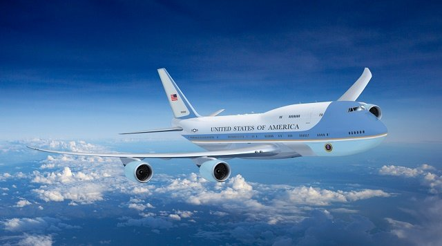 FSB POND to design facilities for the next Air Force One aircraft 640 001