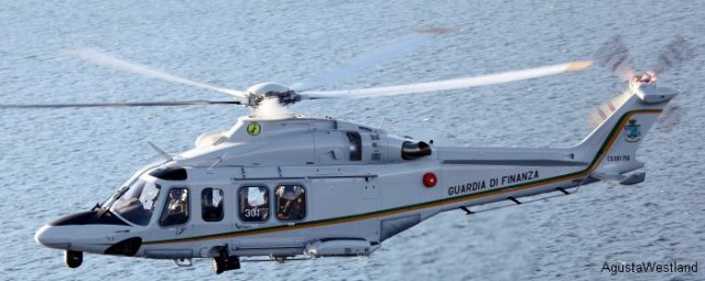 Italian Customs Border Protection Service orders six more AW139 helicopters 640 001