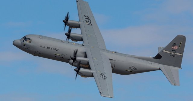Lockheed Martin lands a 133 mn FMS from France for two C 130J 30 airlifters 640 001