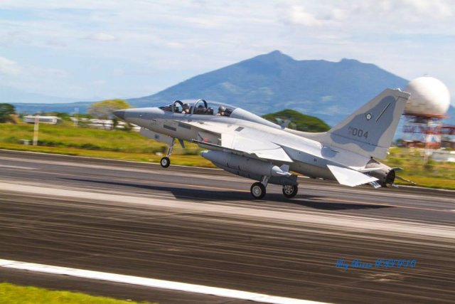 Philippine Air Force takes delivery of two more FA 50PH fighter jets 640 001