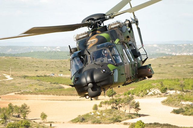 Safran wins 10 years contract to support European fleet of NH90 helicopters 640 001