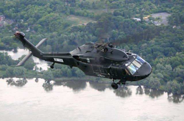 Sikorsky to provide Chilean Air Force with six S70i multi role rotorcraft 640 001