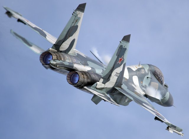 Belarus and Russia reach preliminary agreement on Su 30 fighter jets deliveries 640 001