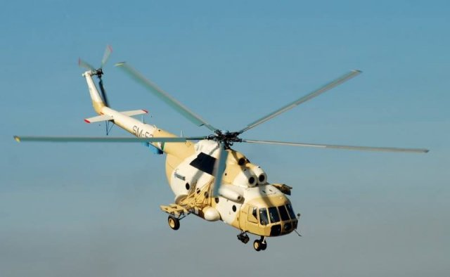 Algeria Mi 171 helicopters upgrade program about to be completed 640 001