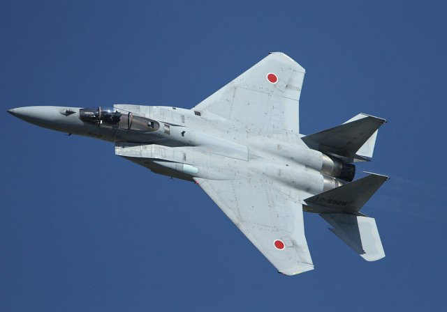 Japan to double F 15J squadron in Okinawa amid tensions with China 640 001
