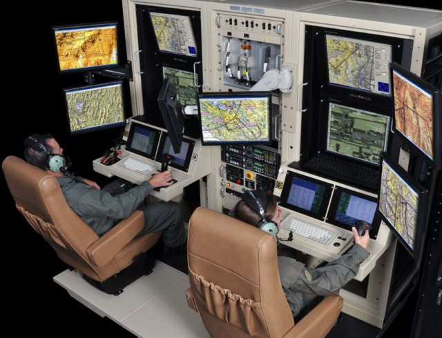 L 3Link to provide USAF with 34 new Predator Mission Aircrew Training System simulators 640 001