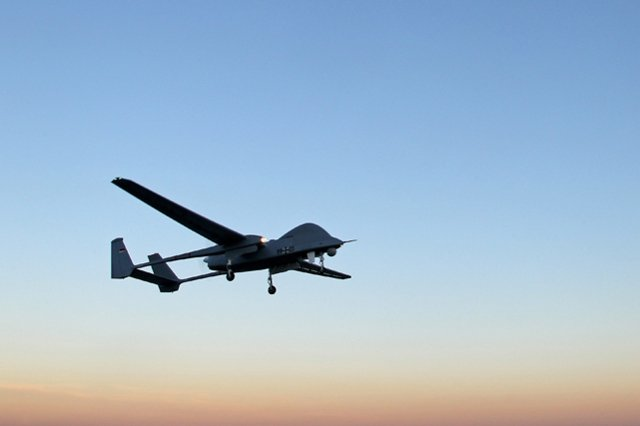Airbus to operate Bundeswehr s Heron 1 drones in Mali 640 001