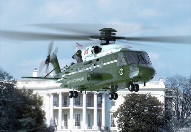 Sikorsky VH 92A Presidential Helicopter Replacement Program achieves Critical Design Review 640 001