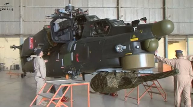 Iraq receives new batch of Mi 28NE attack helicopters 640 001