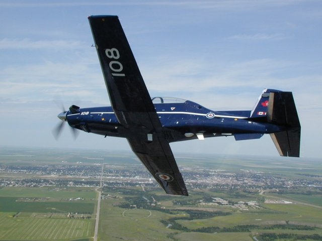 Beechcraft to support NATO T 6A trainer aircraft fleet 640 001