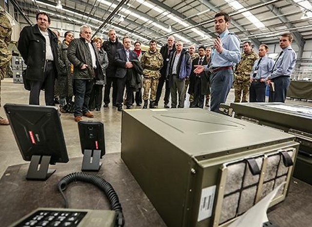 RAF 90 Signals Unit to get new communication systems by 2018 640 001