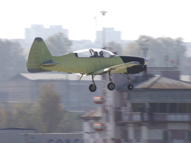 Belarus plans to purchase five Yak 152 trainer aircraft by 2018 640 001