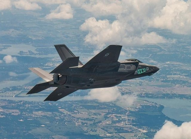 Israel orders 17 more F 35A stealth fighters jets 640 001