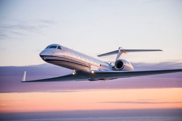 Polish MoD picks out Gulfstream s G550 jet for VIP transport 640 001