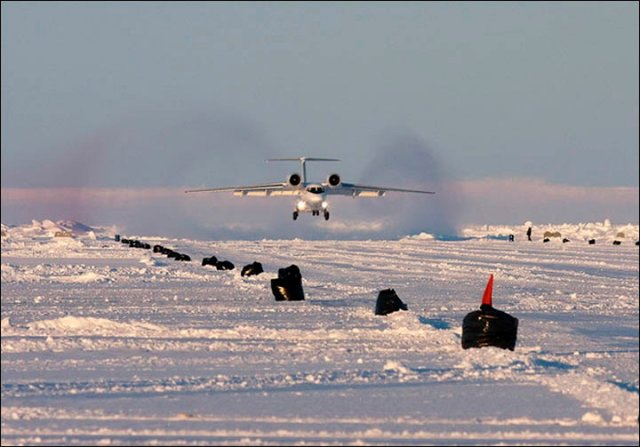 Russia to complete rebuilding of Rogachevo airfield in Arctic by late 2017 640 001