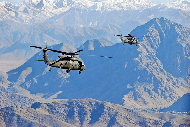 Sikorsky delivers the 1 000th H 60M Black Hawk tactical chopper to US Army 640 001