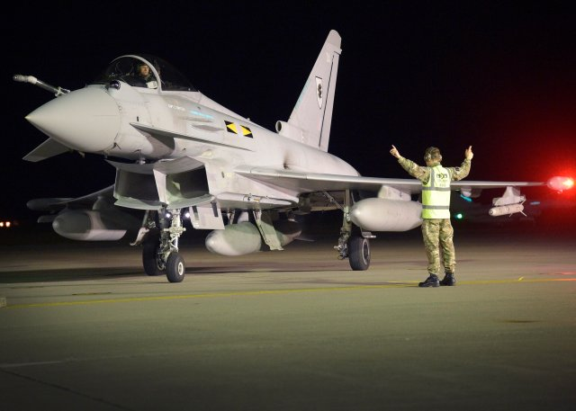 UK and Japan air forces kick off first-ever bilateral-exercise 640 001