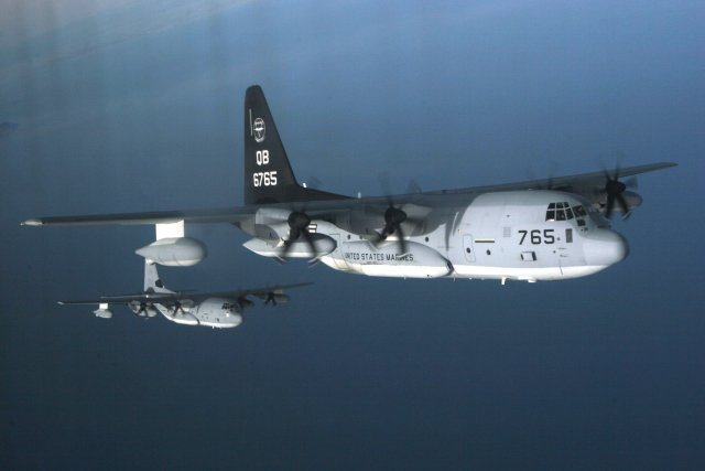 Lockheed Martin secures a 130 mn order from France for two KC 130J tankers 640 001