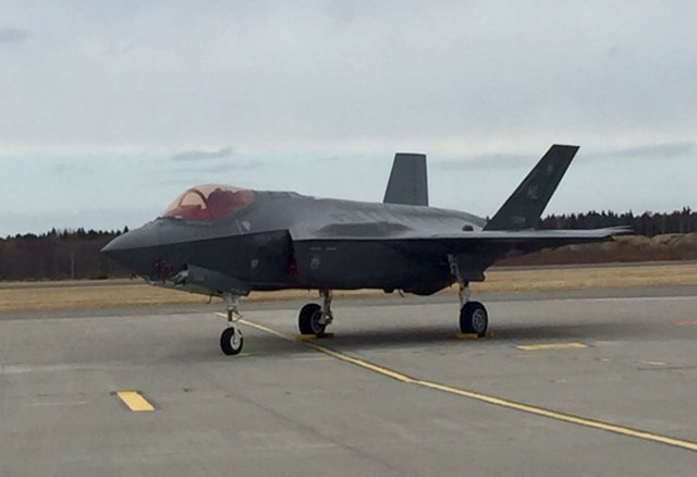 US Air Force reportedly deploying F 35A fighter jets to Estonia 640 002