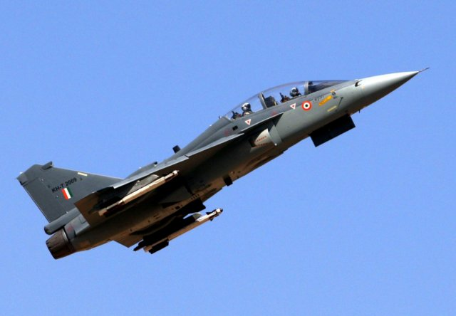 Saab offers advanced sensor package for India s Tejas LCA Mk1A fighter jet 640 001