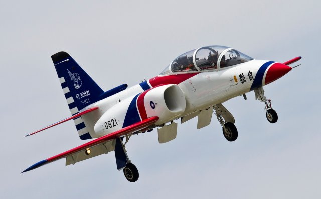 Taiwa lans to buy 66 new jet trainers  by 2026 640 001