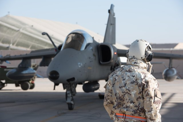 USAF detail cooperation with talian Air Force within fight against Islamic State 640 001