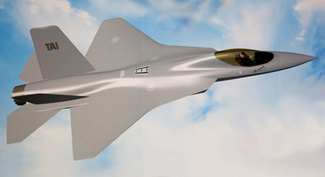 BAE Systems & TAI to collaborate for Turkey s TF X 5 th generation fighter jet 640 001