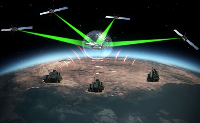 IAI introduces ADA GPS anti jamming system