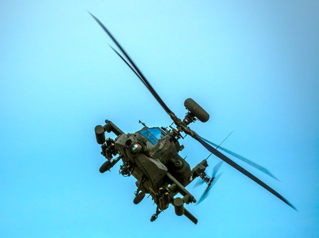 South Korea completes deployment of its 36 AH 64E Apache Guardian helicopter 640 001