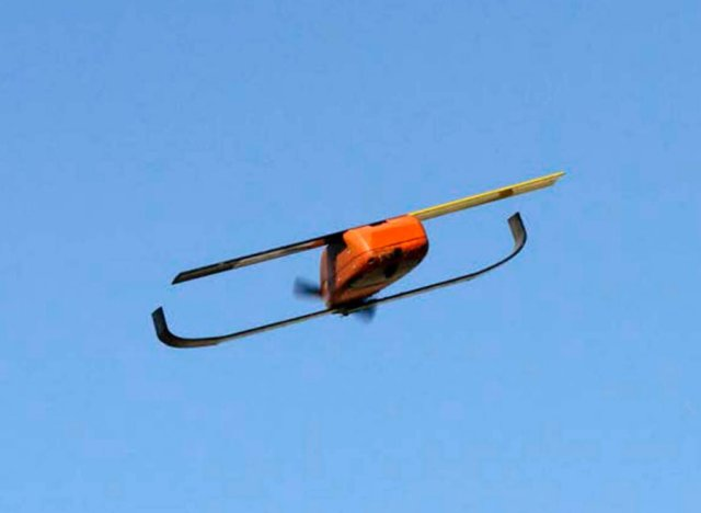 US successfully demonstrates Autonomous Swarming Drones Technology 640 001