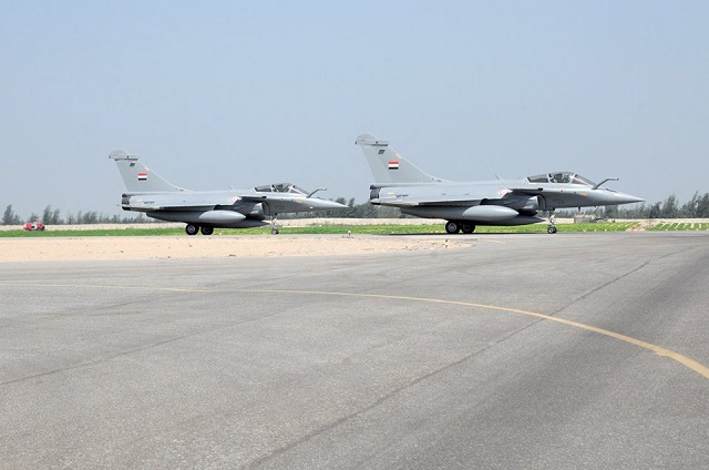 Rafale Egypt Air Force