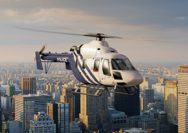Russian Helicopters eyes new light multirole helicopter for European and US markets 640 001