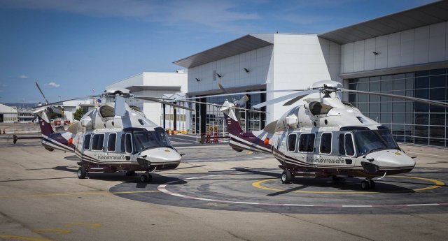 Royal Thai Police becomes first H175 operator n Asia Pacific region 640 001