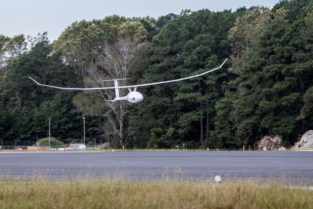 VA001 UAV completes longest unmanned internal combustion powered flight in history 640 001