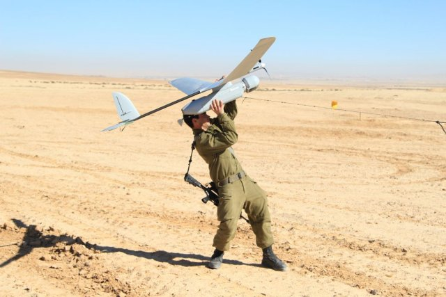 Israel grounds Skylark drones fleet after two crashes in West Bank 640 001