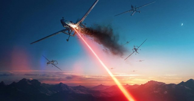 US Air Force issues RFI for counter drone laser weapons 640 001